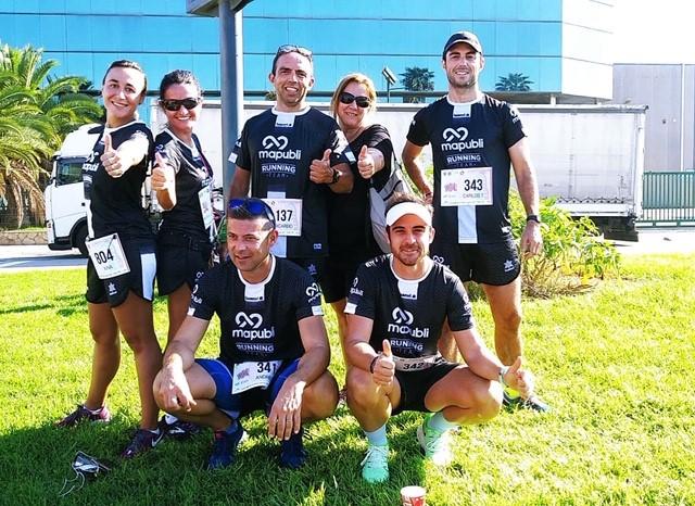 Mapubli Running Team
