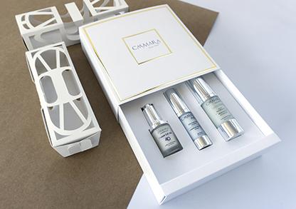 packaging casmara