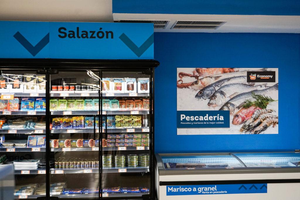 carteles supermercado