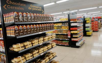 Economy Cash confía en Mapubli para la señalética y cartelería en su nuevo supermercado