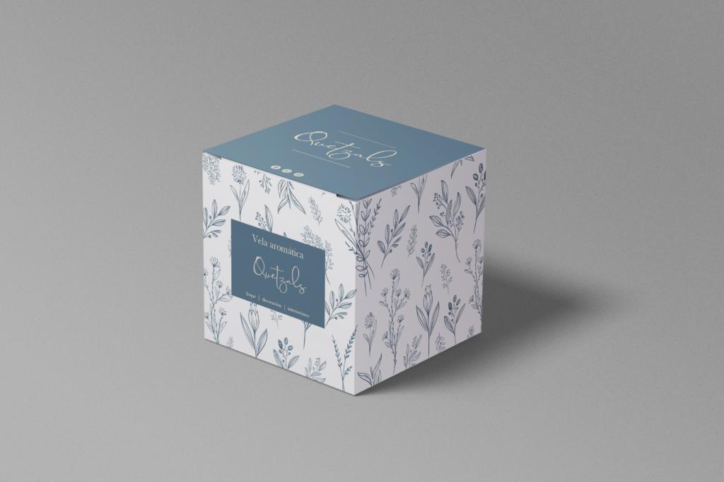 Packaging hecho con cartulina gráfica